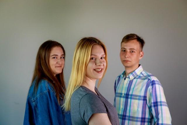Dobry film, książka, spacer z przyjaciółmi. To recepta Magdaleny Wasyluk, Krystiana Kruszyńskiego i Natalii Maksymiuk na relaks tuż przed najważniejszym egzaminem w życiu