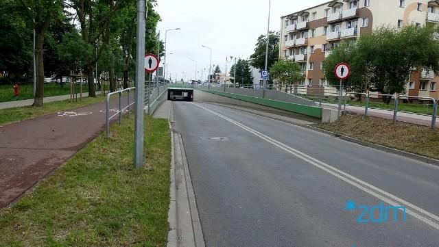 Tunel przy Czechosłowackiej będzie remontowany przez dwa miesiące