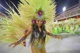 """Karnawał w Rio de Janeiro 2018 ZDJĘCIA Piękne tancerki w seksownych strojach, Katarzyna Stocka """"Kashira"""" na sambodromie [WIDEO]"""