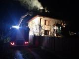 Stary Skarżyn. Pożar sadzy w domu jednorodzinnym (zdjęcia)