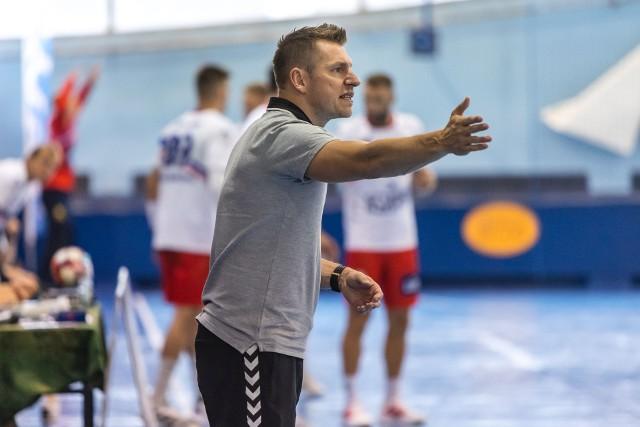 Rafał Gliński w przeszłości był zawodnikiem i kapitanem Stali Mielec, teraz wystąpi w roli pierwszego trenera.