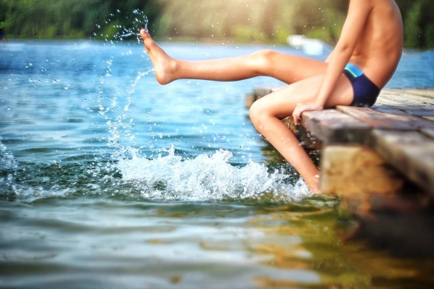 Kąpiel w miejscach niestrzeżonych...