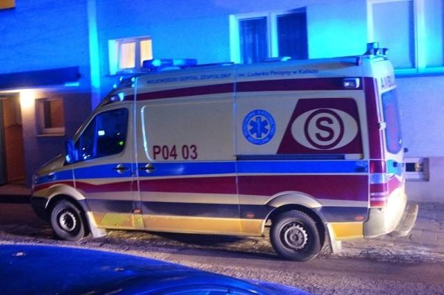 Tragedia w Kaliszu. Nie żyje 54-latek
