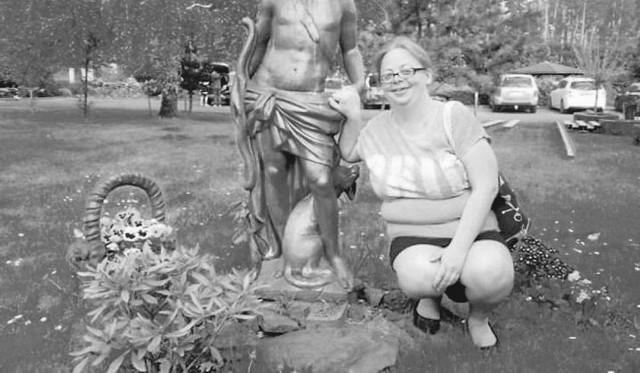 Pani Małgorzata, lat 41, jedna ze zmarłych pacjentek placówki medycznej przy ul. Batorego w Toruniu.