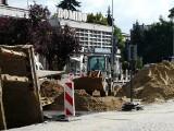 Kolejny etap remontu ul. Zamkowej. Zamkniętych zostanie sześć skrzyżowań! ZDJĘCIA