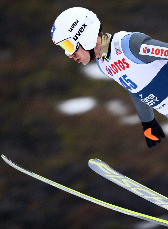 Skoki narciarskie P: Kubacki na podium! Geiger najlepszy