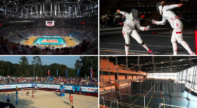 W ramach Igrzysk Europejskich w 2023 r. w krakowskiej Tauron Arenie planowana jest organizacja zawodów w szermierce. Pod Wawelem ma się odbyć także rywalizacja w siatkówce plażowej, a w hali 100-lecia Cracovii zaplanowano mecze w koszykówce 3x3.