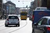Kraków. Wymienią szyny na skrzyżowaniu przy hali Korony. Zmiany dla kierowców