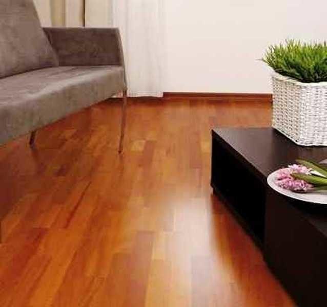 Ostatnio najmodniejsze są podłogi z panela i drewna egzotycznego