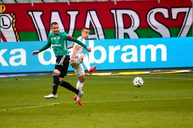 Mecz Legia - Śląsk przełożony, bo mistrz Polski pozostał w grze o Ligę Europy