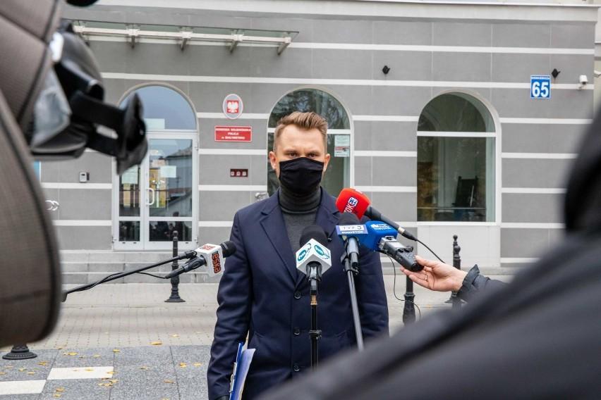 Poseł Krzysztof Truskolaski chce wyjaśnień od szefów...