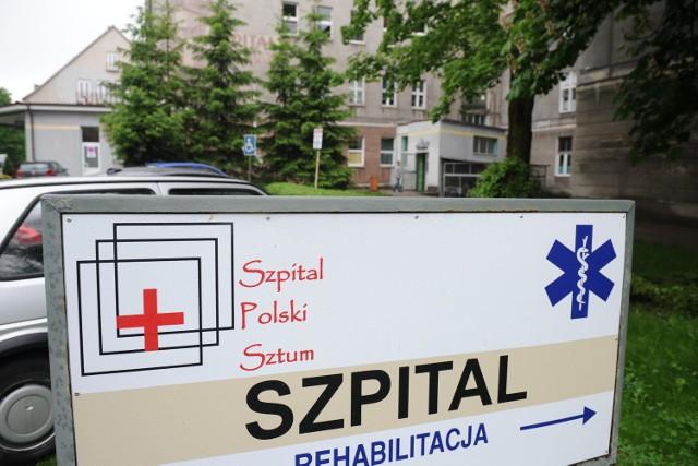 Spółka Szpitale Polskie, która od lipca 2009 roku dzierżawi sztumską lecznicę ma kłopoty finansowe.