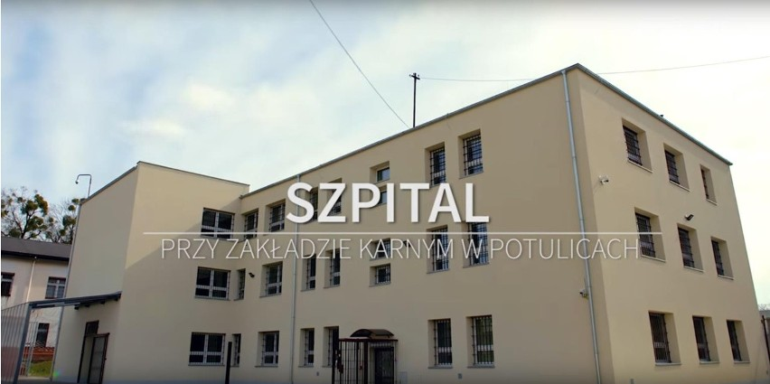 Szpital przy Zakładzie Karnym w Potulicach