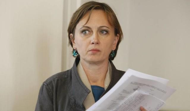 Radna Urszula Niziołek-Janiak jest autorką projektu uchwały popierającej postulaty niepełnosprawnych protestujących w budynku sejmu.