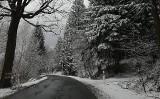 Znów spadł śnieg na Dolnym Śląsku (ZOBACZ)