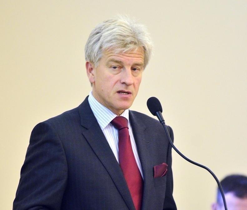 """Prezydent Poznania Ryszard Grobelny wystawia własny komitet do sejmiku. Już go zarejestrował, a jego nazwa to """"Teraz Wielkopolska""""."""