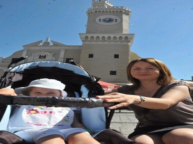 - Wieża to wielka atrakcja - mówi Regina Łapkowska