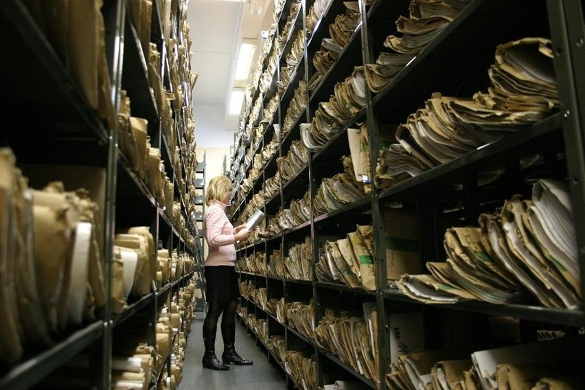 Spadkobiercy dokumenty gromadzą od lat...
