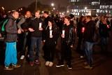 Niemcy: 80. rocznica Nocy Kryształowej. Marsz skrajnej prawicy w Berlinie i kontrmanifestacja [ZDJĘCIA] [WIDEO]