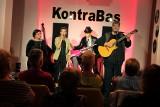 Koncert Wojtka Gęsickiego w Sępólnie Krajeńskim w nowopowstałym studiu KontraBas. Zobaczcie zdjęcia