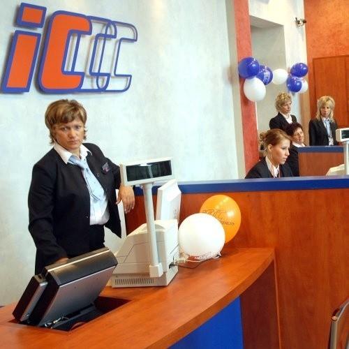 Pierwsi klienci pojawili się w centrum obsługi klienta Intercity krótko po jego otwarciu.
