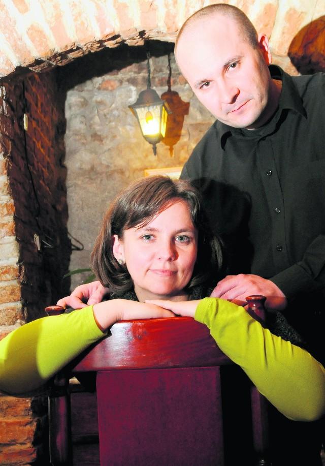 Katarzyna i Witold Szczygłowie są małżeństwem od 15 lat. Pobrali się zaraz po maturze