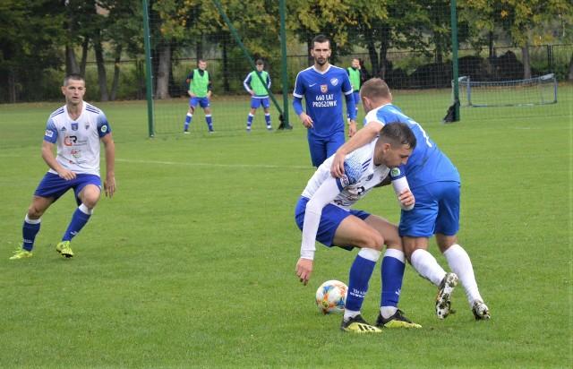 Piłkarze Proszowianki wkrótce rozpoczną występy w rundzie wiosennej