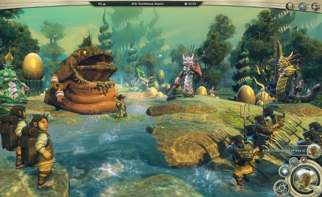 Age of Wonders IIIJednym z dodatków, które znajdziemy w Age of Wonders III: Złota Edycja jest Golden Realms