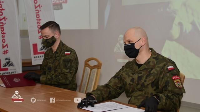 Jednostka Strzelecka 4051 Włocławek już od końca stycznia 2021 r. czekała na dogodny moment do uroczystego zawarcia porozumienia z Ministerstwem Obrony Narodowej.