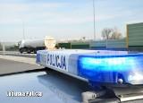 Policyjna eskorta po zdrowie małego chłopca. Na szczęście maluch szybko trafił do szpitala