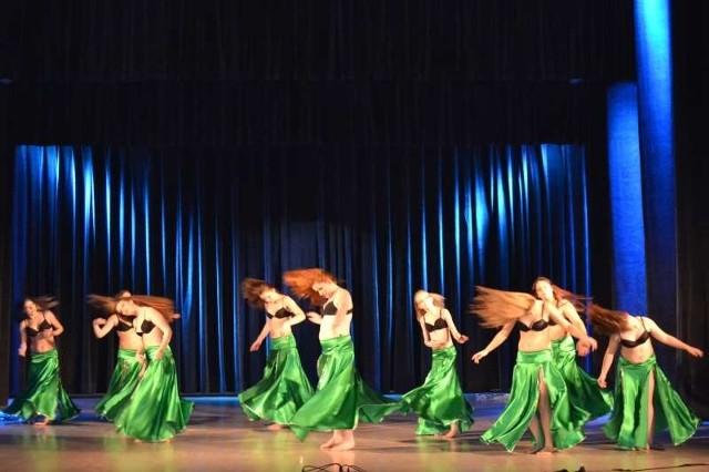 Jako jedne z pierwszych nową scenę miały okazję sprawdzić tancerki z Polski i Czech podczas weekendowych warsztatów orientalnych.