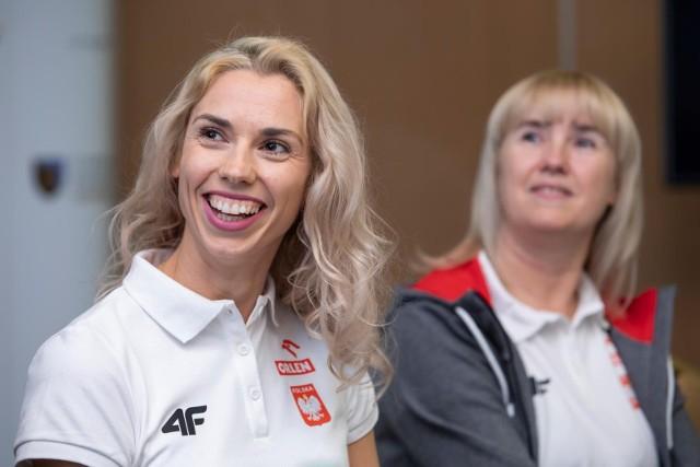 Iga Baumgart- Witan ma wielką szansę na olimpijski medal