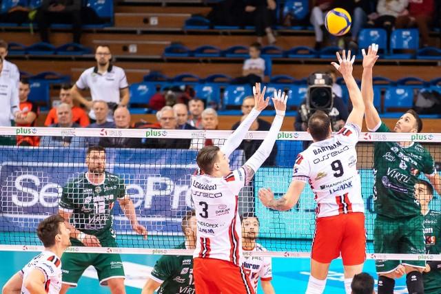 W pierwszym meczu w Rzeszowie Asseco Resovia wygrała 3:1
