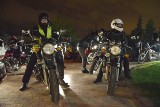"""Lubelscy motocykliści wspierają kolegę w śpiączce. """"Zrobili hałas"""" pod jego domem (WIDEO)"""