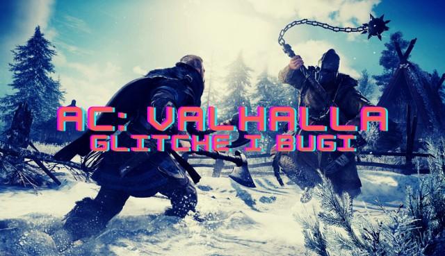 Assassin's Creed Valhalla miał swoją premierę 10 listopada 2020 roku. Już pierwszego dnia internet wręcz zalało filmami od fanów serii. Ci skarżyli się na multum glitchy, bugów i innych błędów gry. Niektóre są niegroźne, ot brak sztucznej inteligencji bossa, czy znikające ściany. Zdarza się jednak, że łódź naszego bohatera robi dziwaczne salta w powietrzu, czy sam protagonista bije rekord skoczni z Vikersund. Zobaczcie sami!