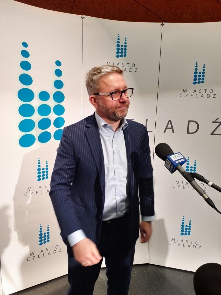Jerzy Brzęczek w niedzielę przyjechał do Czeladzi...