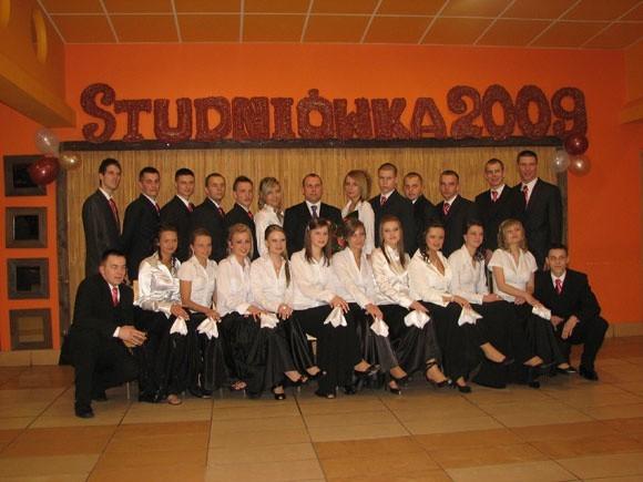 Studniówka 2009 - Zespól Szkól nr.3Studniówka 2009 - Zespól Szkól nr.3