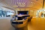 Światowa Wystawa Expo 2020 w Dubaju: Przyszłość lotnictwa komercyjnego w pawilonie Emirates.