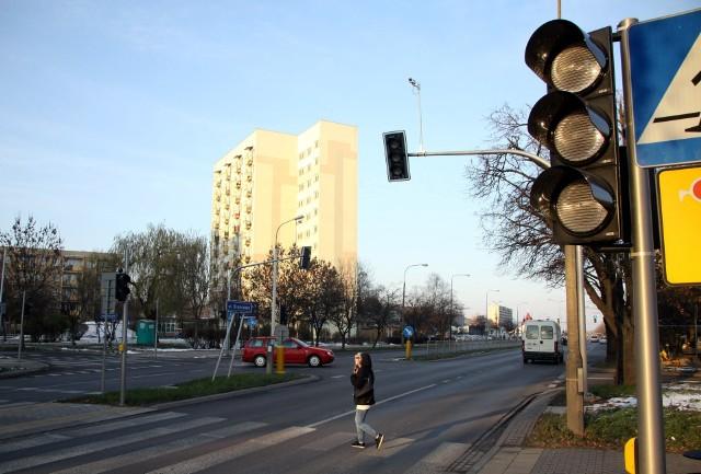 Skrzyżowanie Krańcowej, Dulęby i Elektrycznej