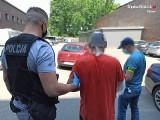 Zabrze: zaatakował policjanta i mierzył do niego z pistoletu