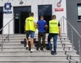 Złapali działkowych złodziei na ul. Popiełuszki na Retkini, od dwóch tygodni okradali działkowców, głownie z jedzenia i picia
