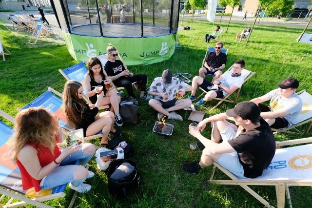 Poznań: Wielkie Grillowanie UAM 2018 rozpoczęte!