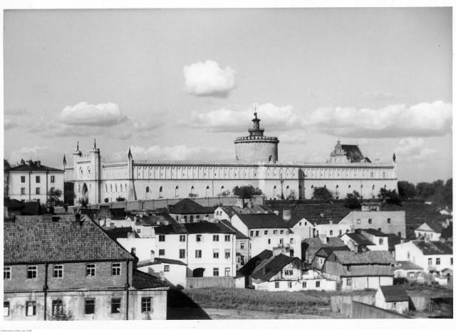 Zamek w Lublinie (1939-1945)