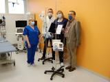 Zabrze. Nowoczesne respiratory tlenowe trafiły do Szpitala Miejskiego w Zabrzu. Kupiła je firma FCC Polska