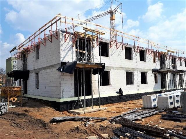 W Oławie powstaje pierwsze osiedle w ramach programu Mieszkanie plus.