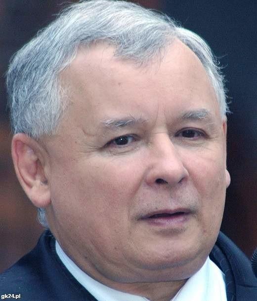 Jarosław Kaczyński, prezes PiS, tym razem odwiedzi Koszalin