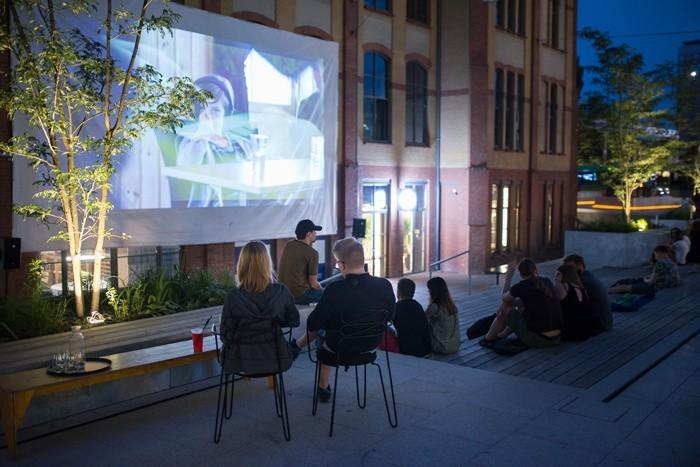 Druga część konkursu Urban View, czyli pokaz filmów odbędzie...