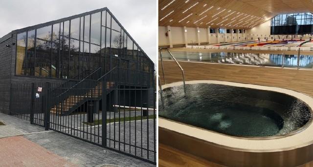 Zakończyła się budowa basenu przy ul. Eisenberga. Otwarcie planowane jest na czerwiec 2021 r. Na razie Zarząd Infrastruktury Sportowej ogłosił przetarg na operatora dla nowego obiektu.