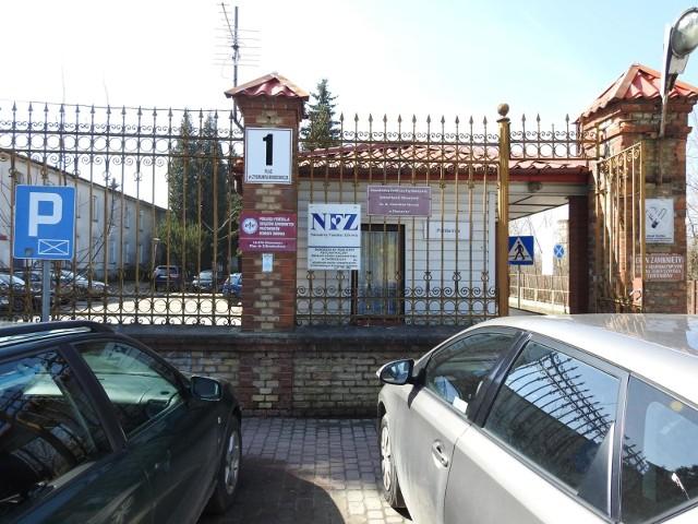 Nowe ognisko koronawirusa w szpitalu psychiatrycznym w Choroszczy