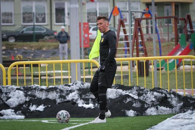 Radosław Majewski strzelił wyrównującą bramkę w Łagowie